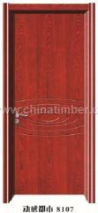 烤漆门钢木门生态门
