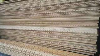 吸音竹板,竹蜂巢板