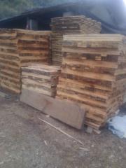 杉木板材原材