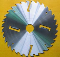 中锯牌顶级saw360原木带刮刀多片锯锯片
