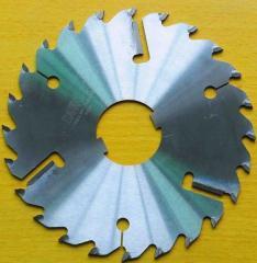 纵横锯 超薄竹子锯片、进口品质 厚度最薄0.7毫米