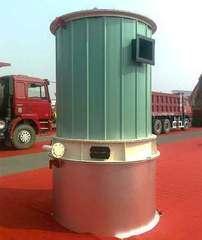 吴桥艺能燃生物质颗粒导热油炉
