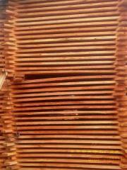 桉木板料(无边皮)