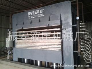 生态板贴面热压机