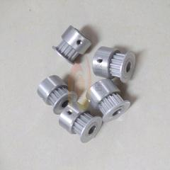 来样加工铝质同步轮