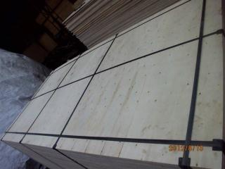 9厘杨木包装板
