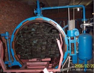 山东锦旭能源生产木材真空压力浸渍罐