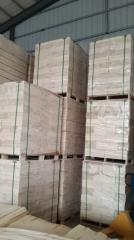 全杨木层积材,床板条,家居板环保胶水出口质量