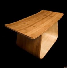 弯曲异形竹材,优质环保竹材料