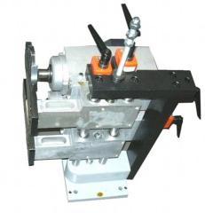 进口国产封边机粗修精修送带压轮装置
