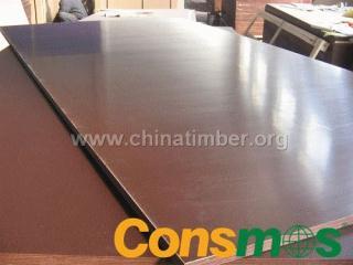12厘黑膜整芯建筑模板