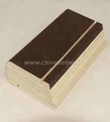 PVC包覆桐木台球桌边木线条