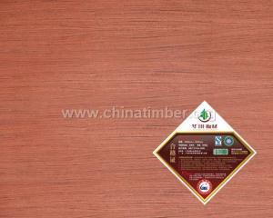 免漆生态板天然红酸枝