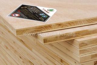 十大板材品牌华翔板材细木工板E0