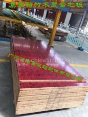 集装箱底板 集装箱用竹木地板