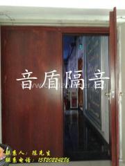 隔音门、室内隔音门、钢木隔音门、影视音隔音门