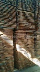 大量缅甸金丝柚原木、板材