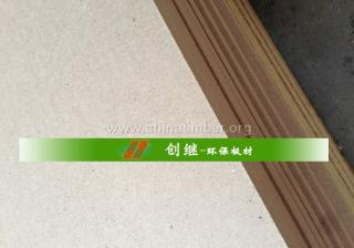 9mm e1级室内装饰刨花板