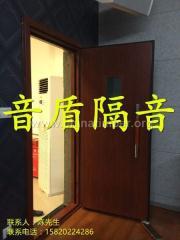 广州隔音门、钢制隔声门、东莞隔音门、音盾隔声门