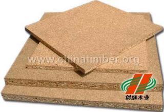 E1级环保刨花板,e1刨花板,环保板材批发