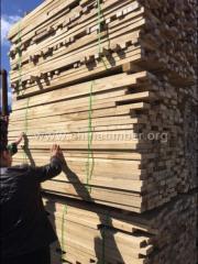 俄罗斯水曲柳、榆木各种规格烘干板材