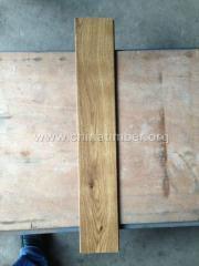 外贸出口环保耐磨镜面12mm仿木纹复合地板