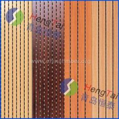 KTV环保木质吸声板,隔音装修材料