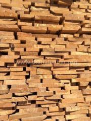 樟子松原木板材