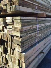 户外防腐木板材樟子松木碳化