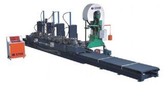 木工机械数控带锯跑车全自动立式数控跑车MJR-CN