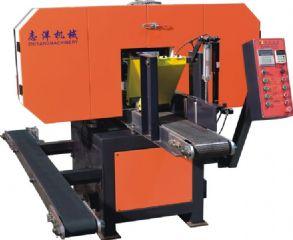 木工卧式带锯机MJ3971x250全自动带锯机