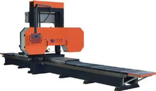 木工机械卧式龙门快锯机MJR800x4000带锯机