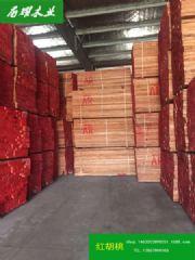 红胡桃板材