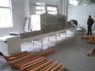 微波木材干燥隧道机
