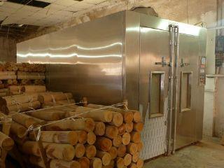 微波木材干燥柜