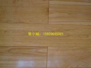 供应实木地板-枫桦木地板