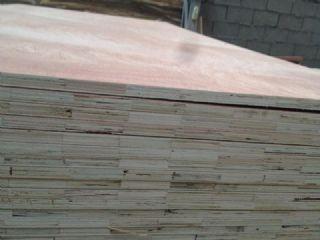 批发销售二次成型7分条废旧模板多层板