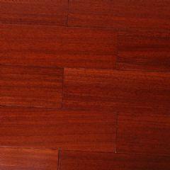 圆盘豆实木地板 平面耐磨