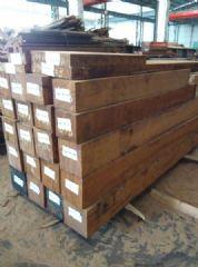 大量供应菠萝格/印茄木板材方材圆柱(可按规格定做)