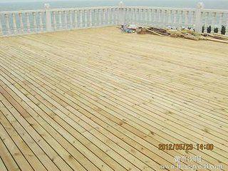 防腐木碳化木木地板