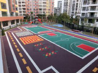 幼儿园二次装修选择合适的拼装地板