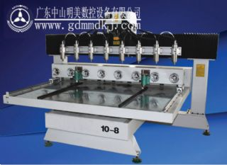 MM-1810四轴联动立体浮雕机