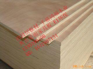 临沂多层家具板 桉木芯家具板 E0级家具板