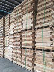 越南橡胶木进口,提供橡胶木各种规格料