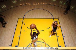 室内篮球场地板