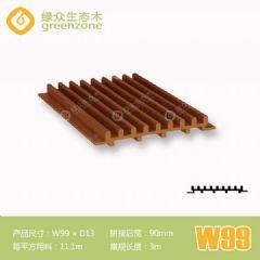 生态板  W99防蛀防腐