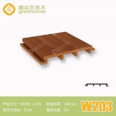 门厅护墙板 W203阻燃面