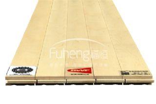 枫木A级运动地板 实木运动地板 体育运动木地板