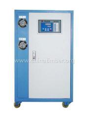 反应釜专用冷冻机,工业低温冷水机