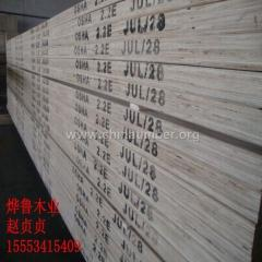 运动地板铺装用松木LVL木龙骨